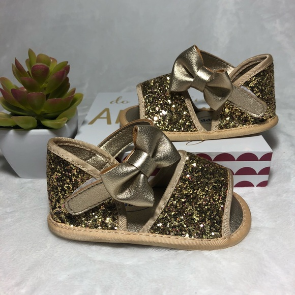 Myggpp Baby Shoes Size 5 Open Toe